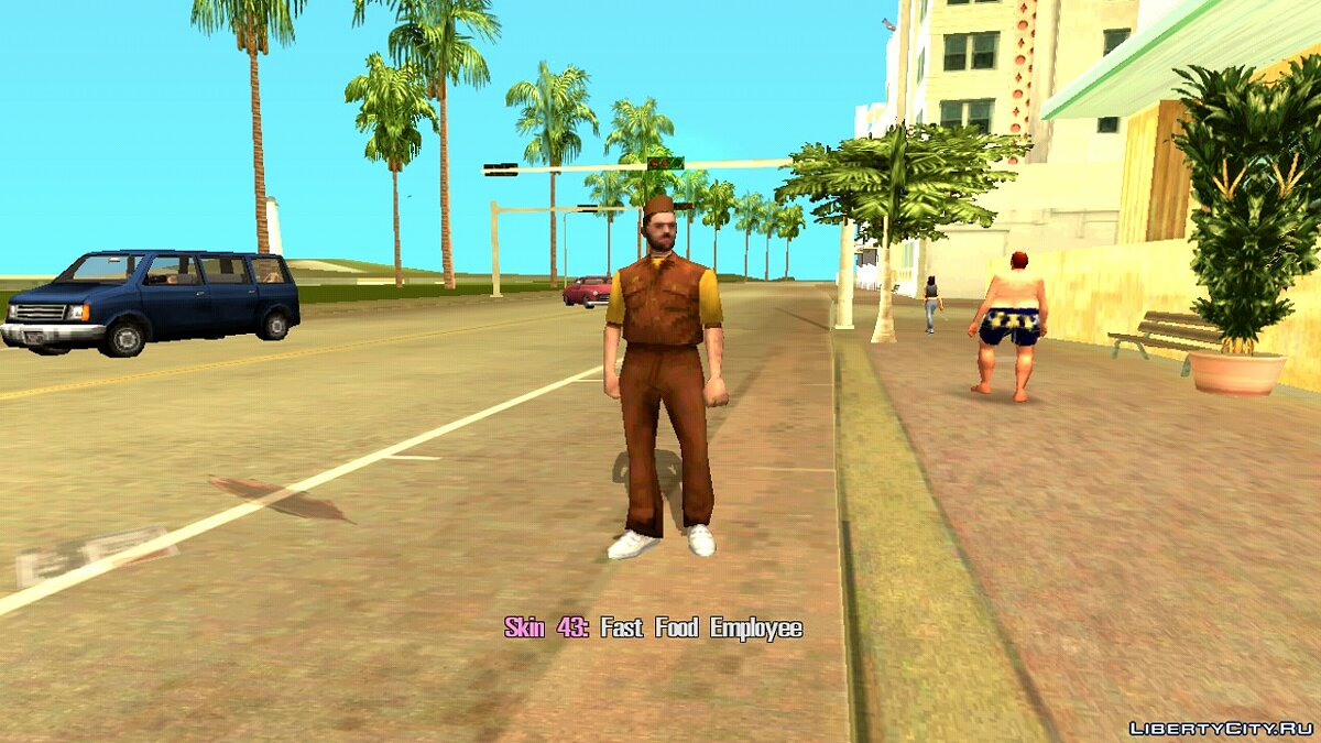 Skin Selector для GTA Vice City (Android) для GTA Vice City (iOS, Android) - Картинка #11