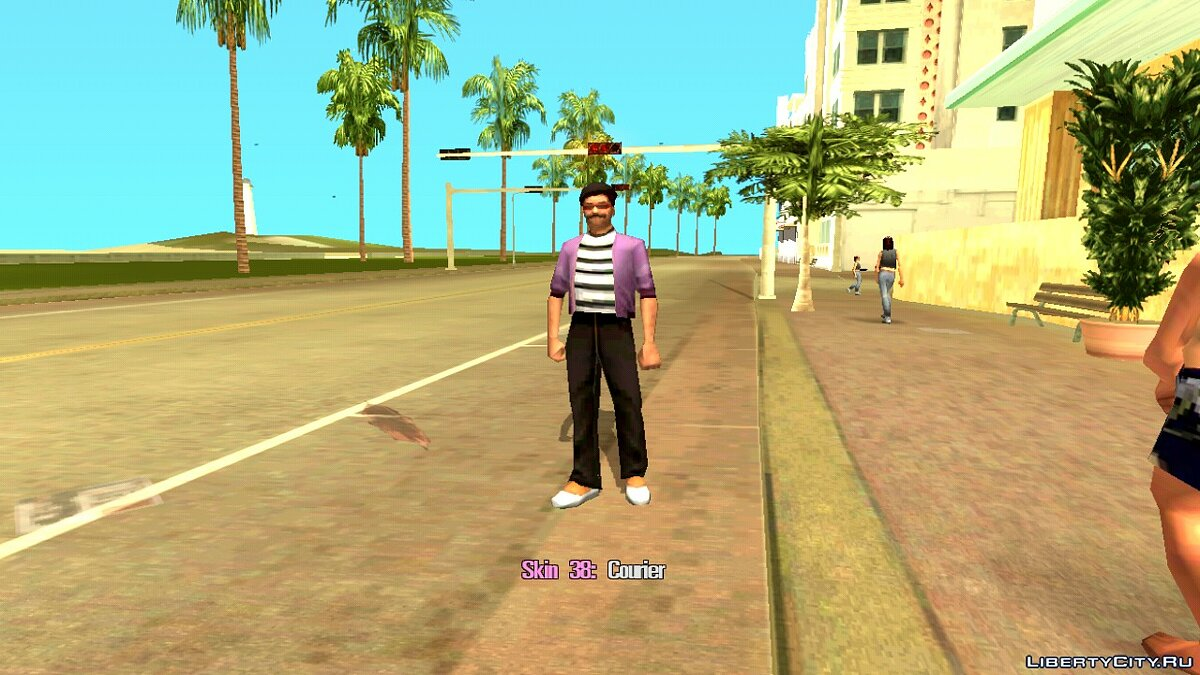 Skin Selector для GTA Vice City (Android) для GTA Vice City (iOS, Android) - Картинка #16
