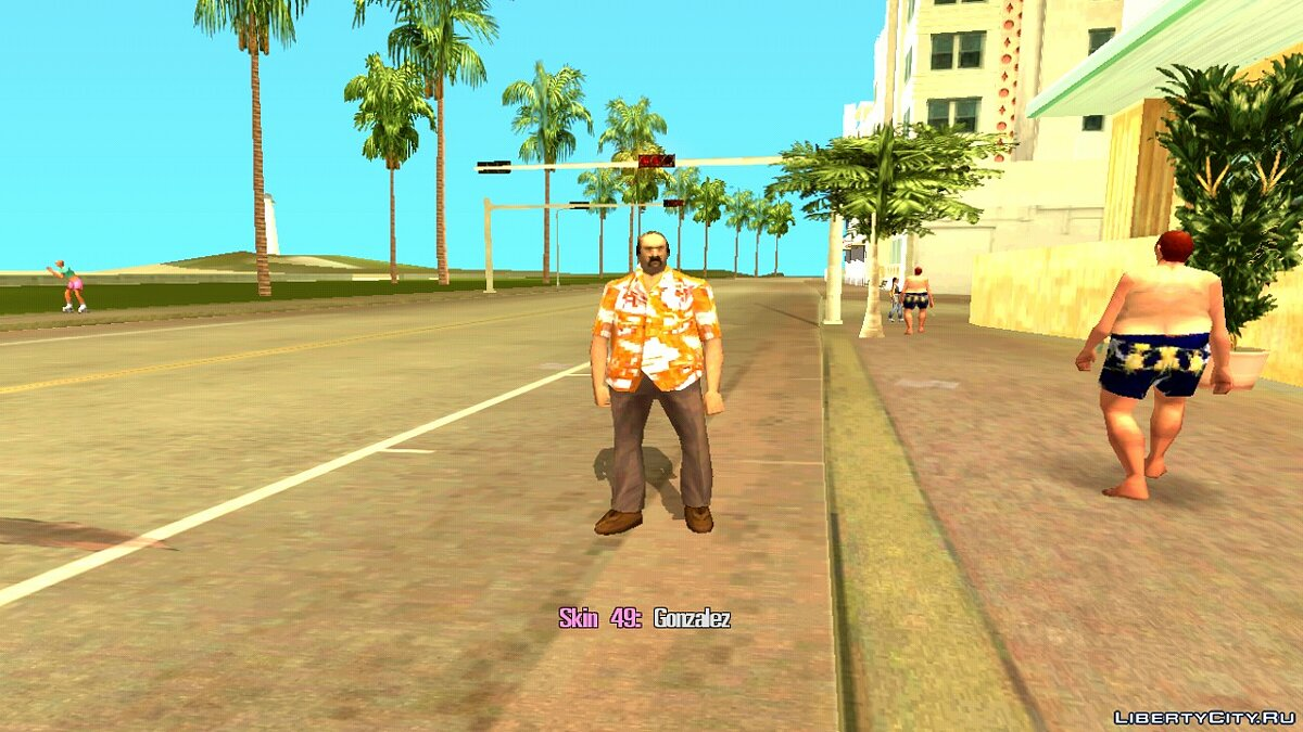 Skin Selector для GTA Vice City (Android) для GTA Vice City (iOS, Android) - Картинка #18