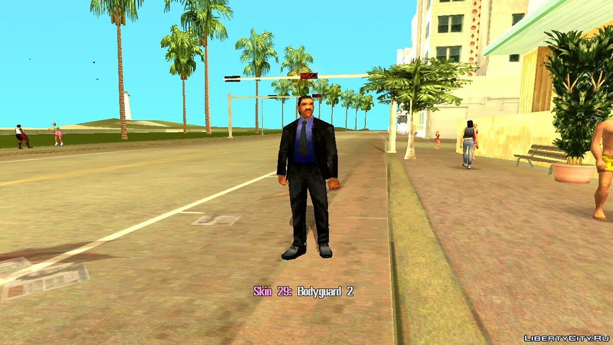 Skin Selector для GTA Vice City (Android) для GTA Vice City (iOS, Android) - Картинка #20