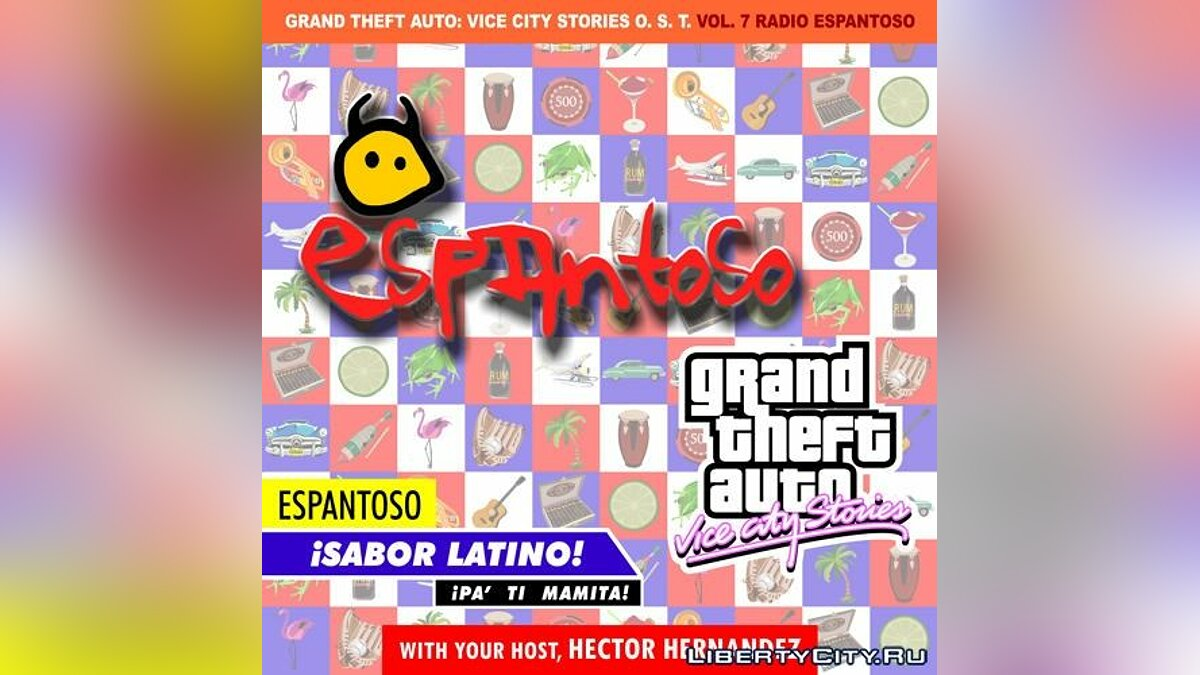 Radio Espantoso для GTA Vice City Stories