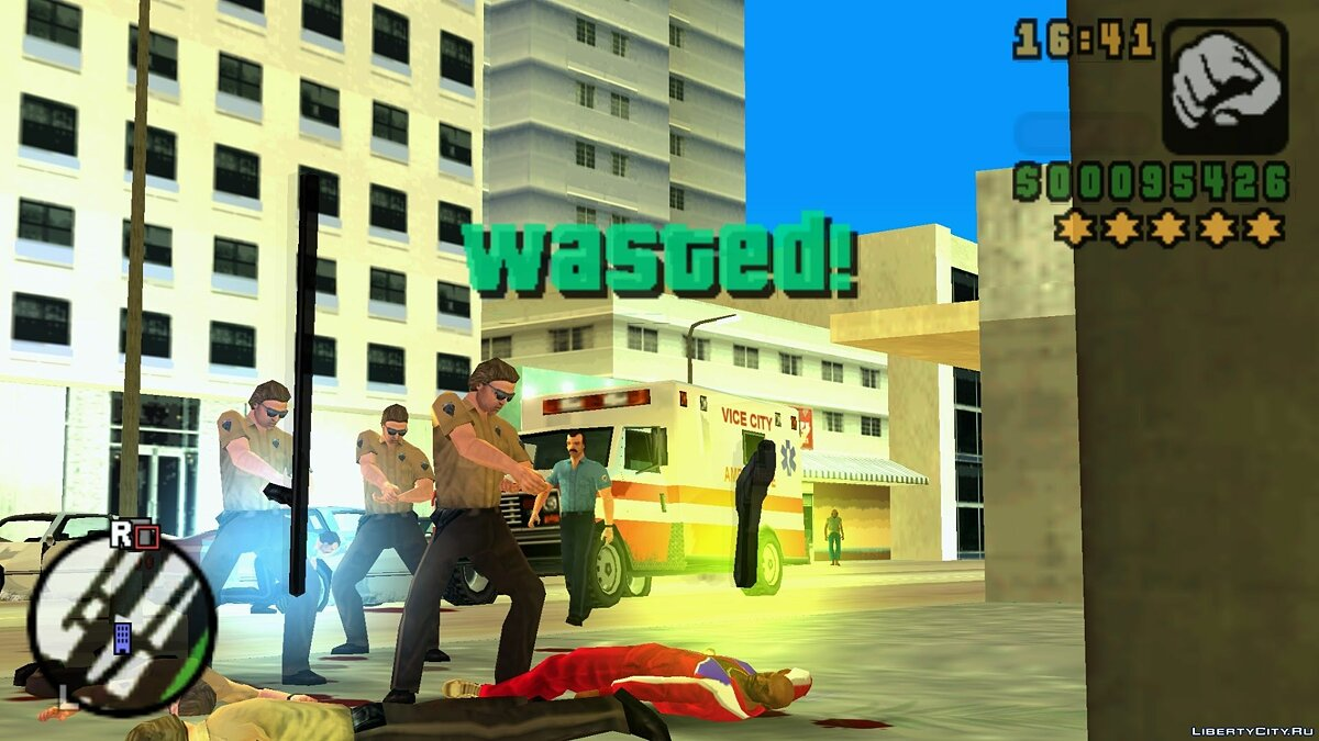 Збереження після кожної місії для Vice City Stories (Save after each mission) для GTA Vice City Stories
