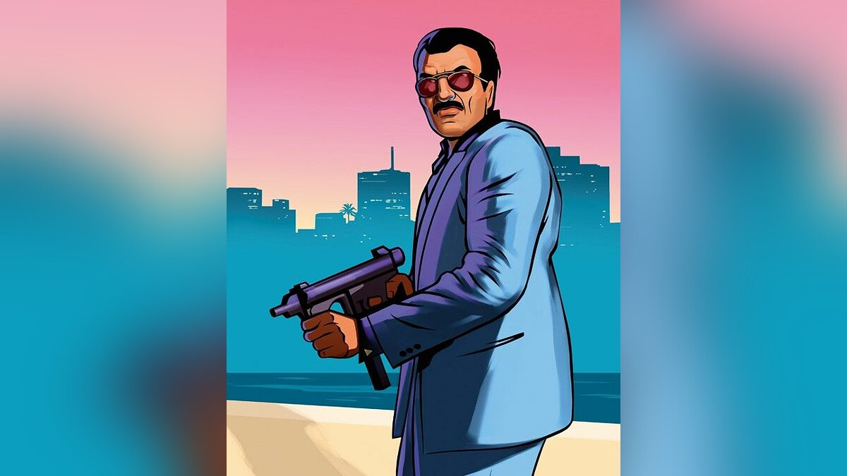 GTA: Vice City Stories official PSP Trailer для GTA Vice City Stories