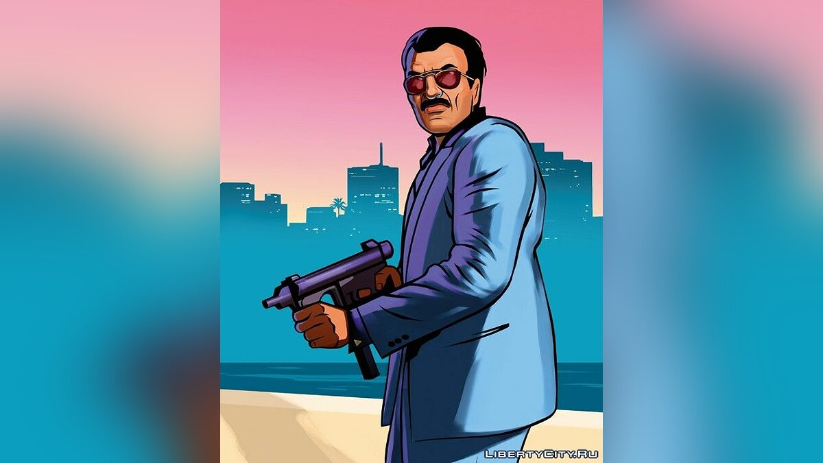 Трейлер GTA: Vice City Stories Official PS2 Trailer для GTA Vice City Stories