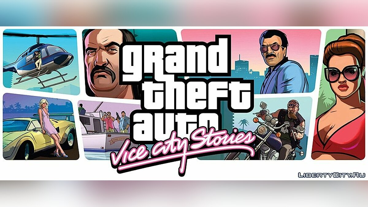 GTA Vice City Stories Radio for GTA Vice City для GTA Vice City (iOS, Android)