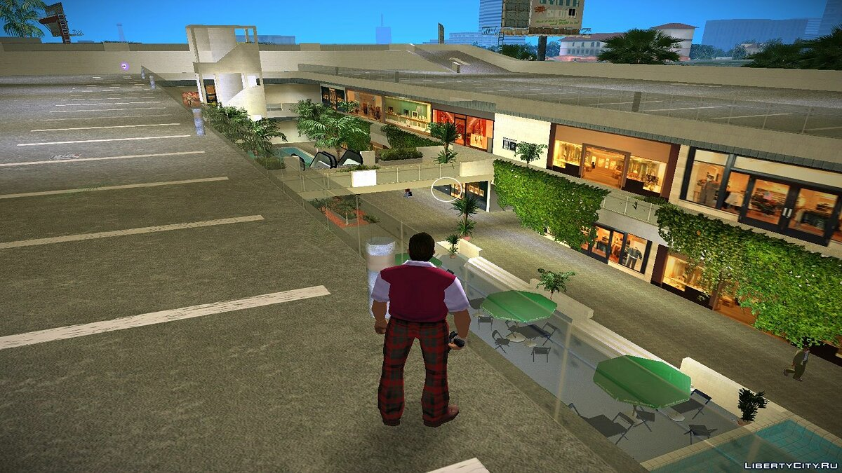 Текстурний мод GTA Vice City washmallnew для GTA Vice City
