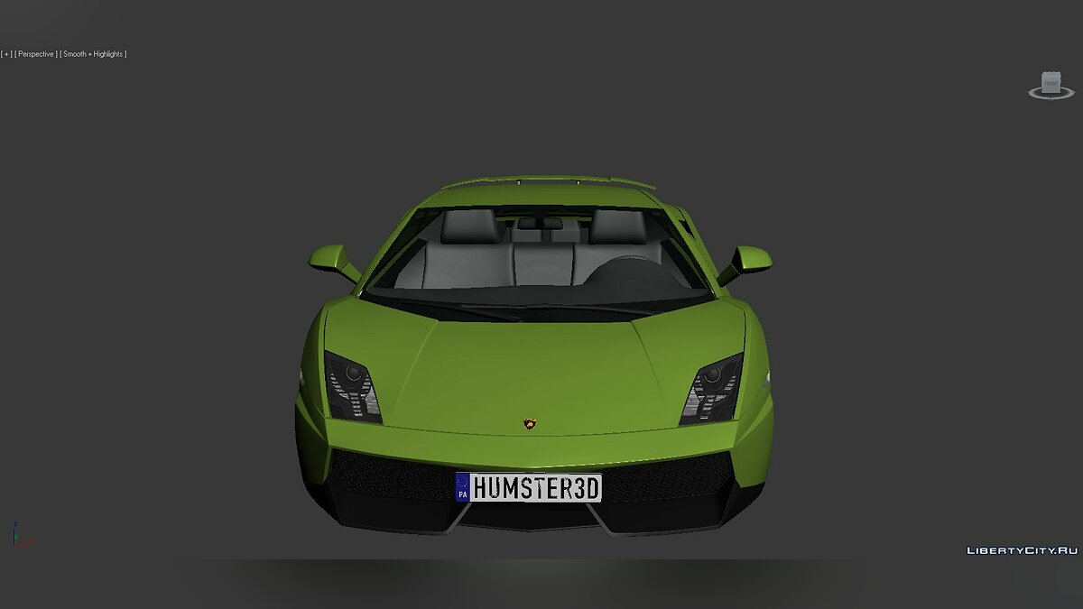 3D Models Lamborghini Gallardo LP570-4 Superleggera 2011 для модмейкерів - Картинка #2