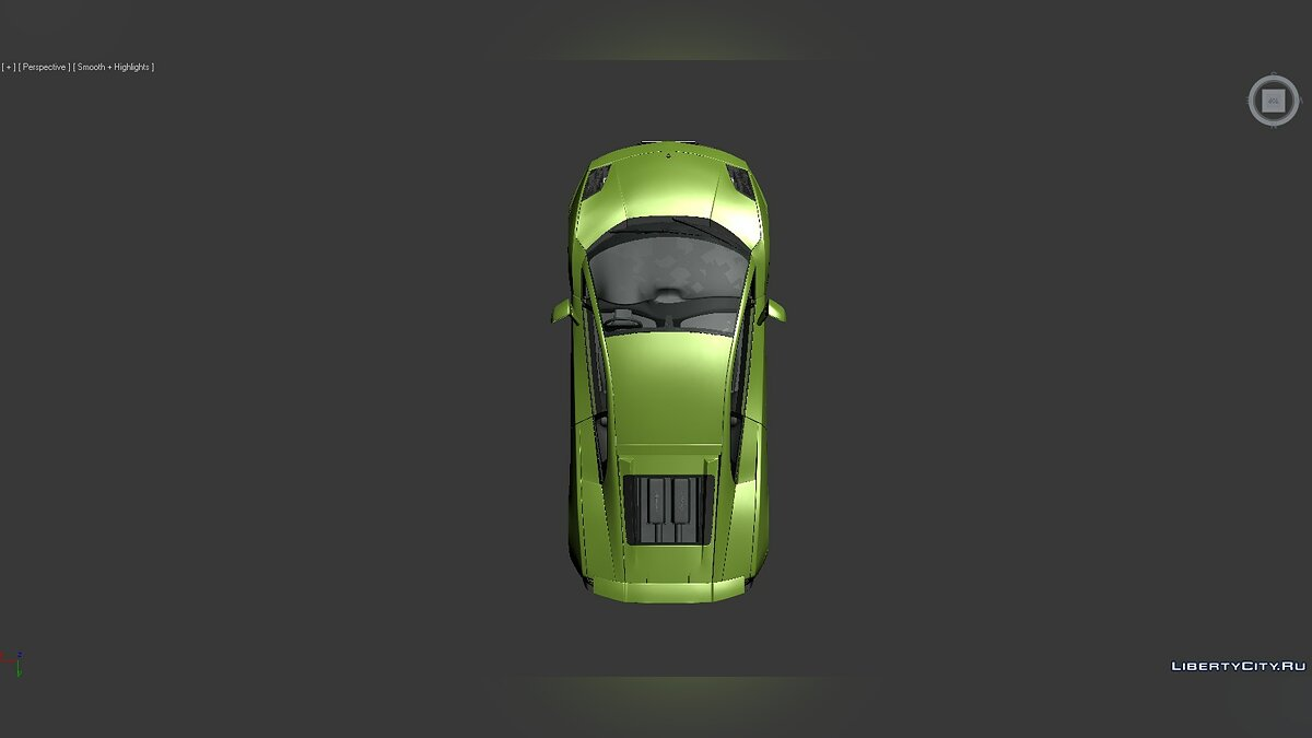 3D Models Lamborghini Gallardo LP570-4 Superleggera 2011 для модмейкерів - Картинка #4