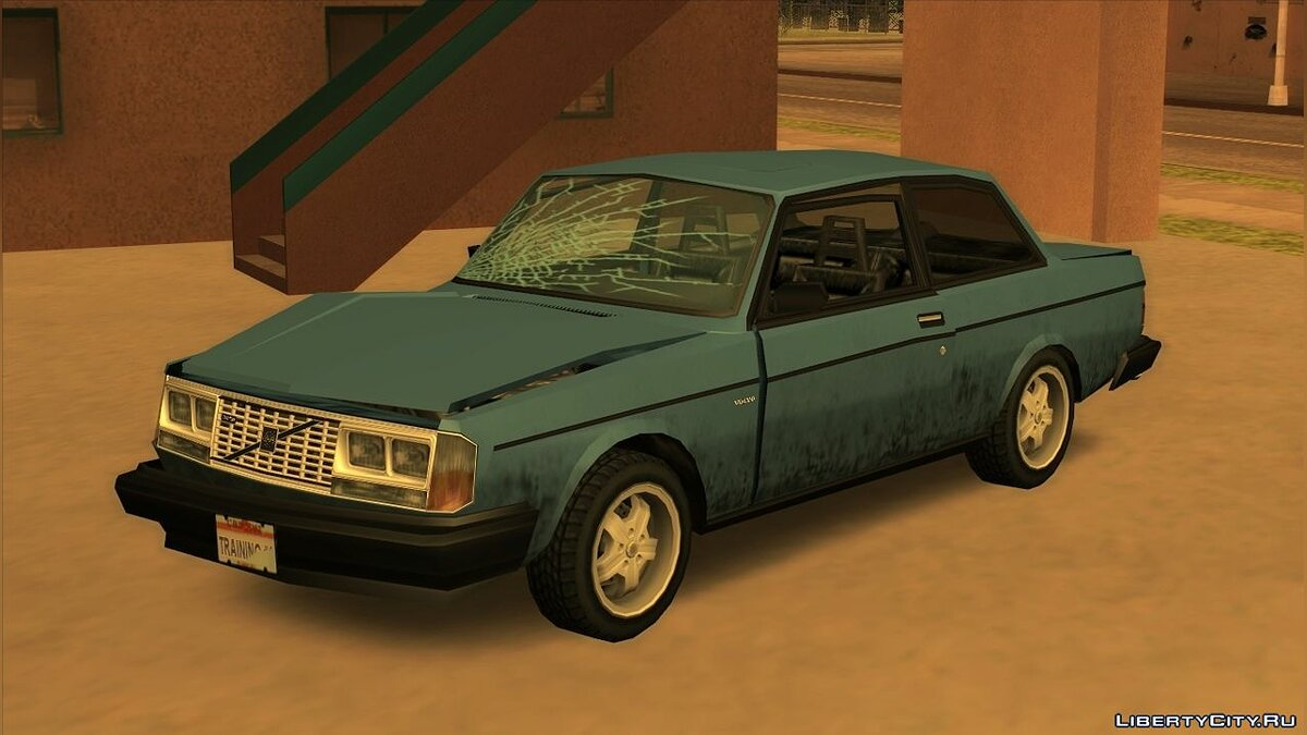 Машина 1978/83 Volvo 242 DL / Turbo Evolution [LQ] для GTA San Andreas