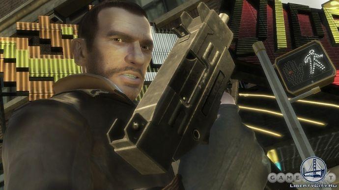 Узі в GTA 4