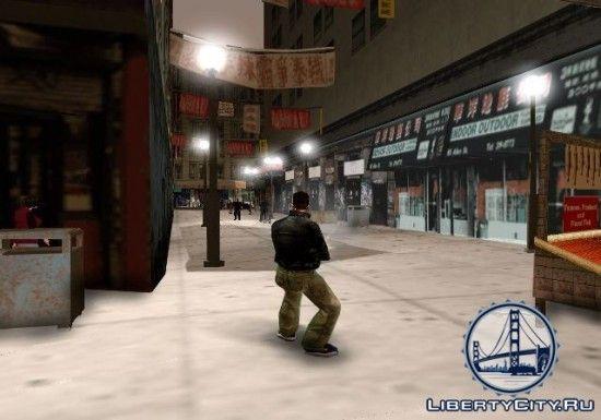 Дробовик в GTA 3