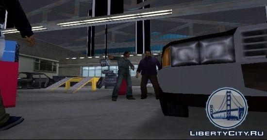 Місія в GTA 3