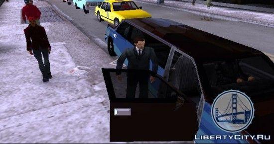 Лімузин в GTA 3
