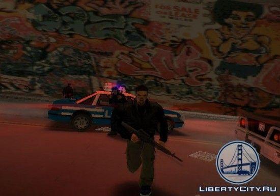 Графіті в GTA 3