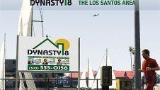 Реклама в GTA 5