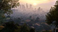 Отличный вид на город GTA 5
