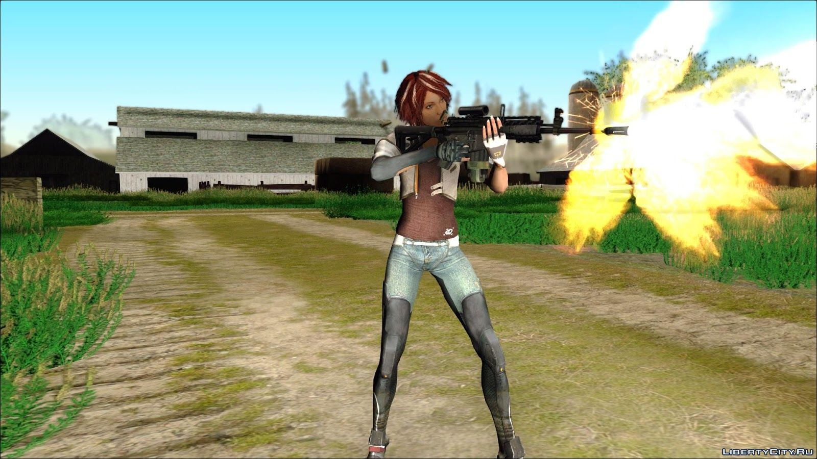 Mod skin san andreas sexy anime hentia pictures