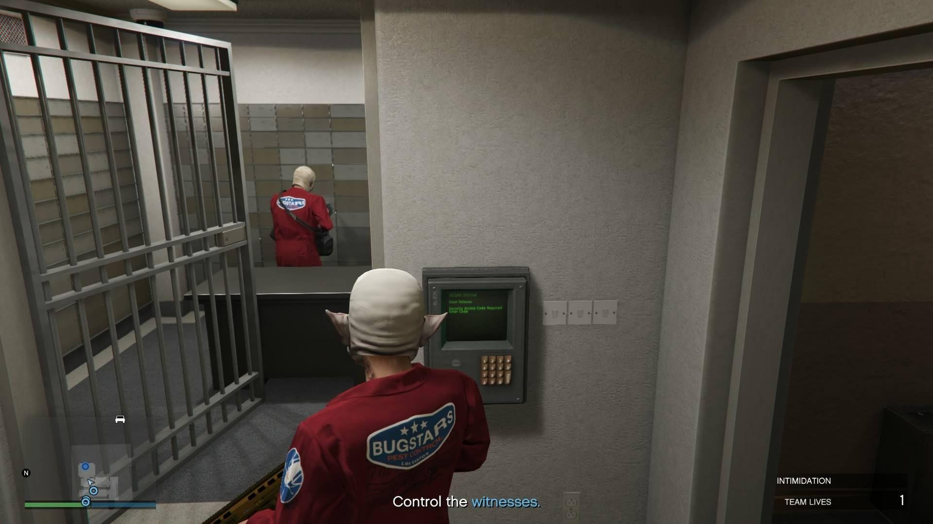 Как в gta 5 сделать ограбление